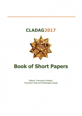 Cladag 2017 Book of Short Papers - Universitas Studiorum